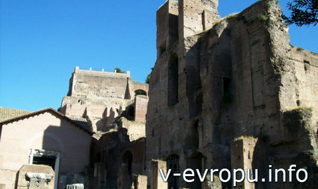 На Римском Форуме