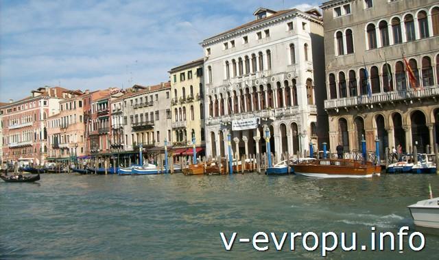 Две недели по Италии. Венеция.