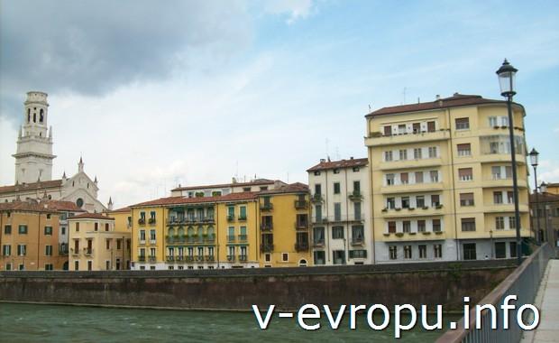 Жилые районы Вероны