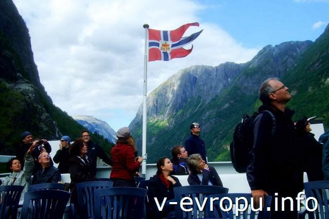 Норвегия в миниатюре, на пароме в Гудванген