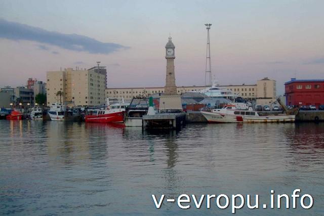 Барселона, порт