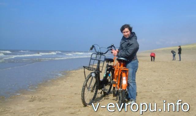 На велосипеде по  окрестностям Амстердама