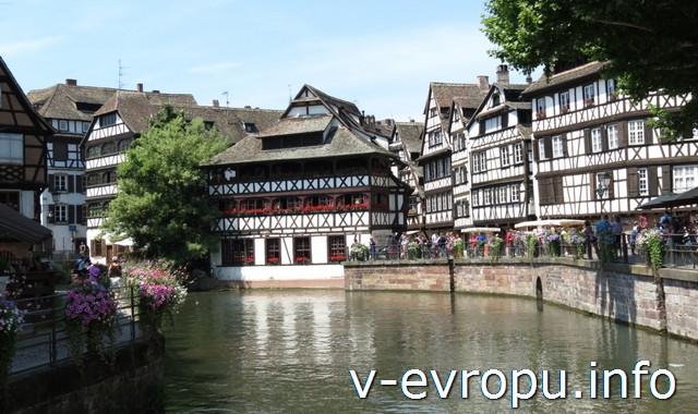 Страсбург. Самостоятельная поездка по 5 городам Европы