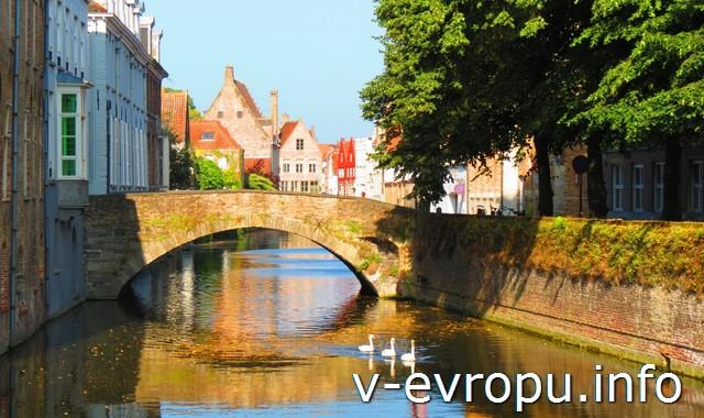 Самостоятельная поездка по 5 европейским городам
