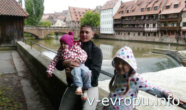 По Баварии всей семьей