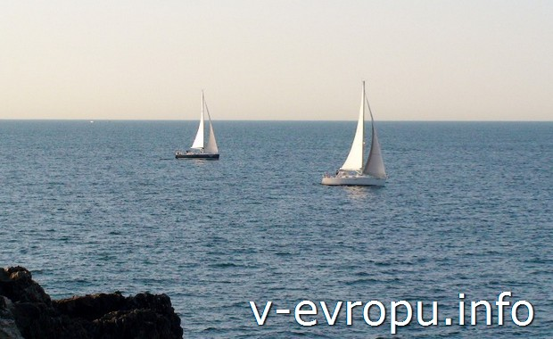 Океанские просторы Лиссабонской Ривьеры