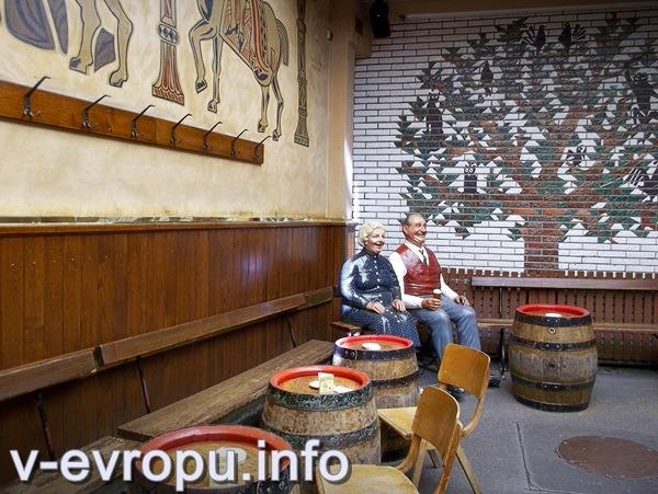 Пивная культура в Дюссельдорфе