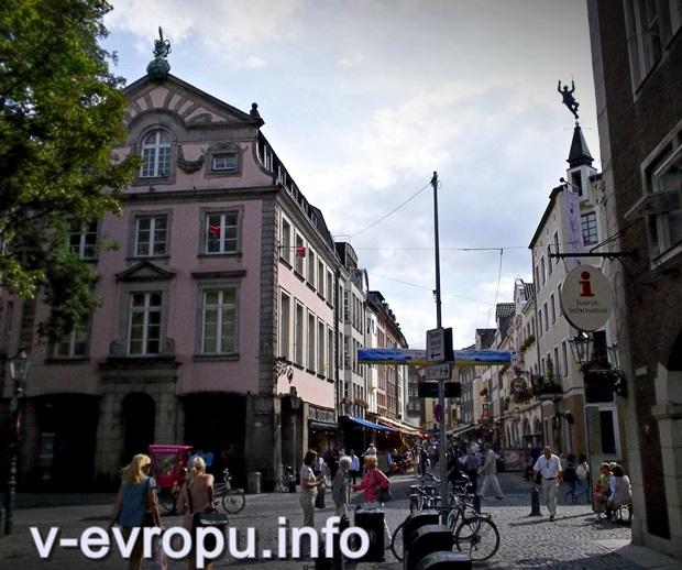 Обзорная экскурсия по Дюссельдорфу
