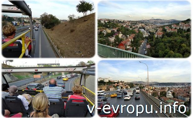 Автобусный сититур по Стамбулу