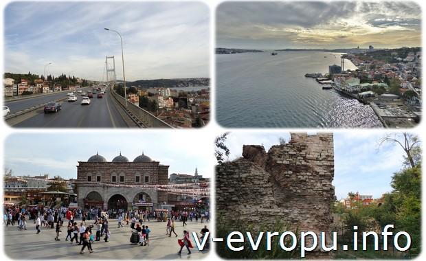 Экскурсия на автобусе по Стамбулу