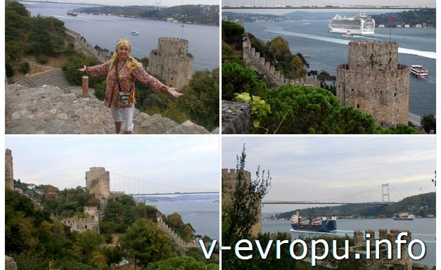 Босфор. Турция