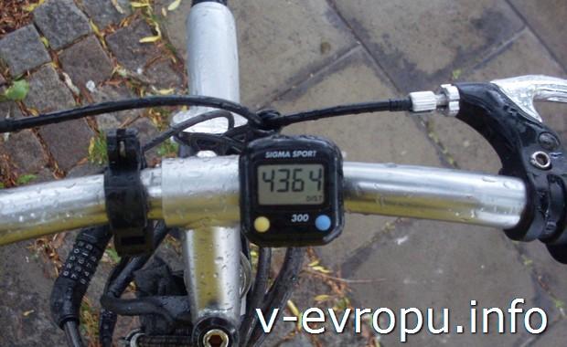 Велосипед для путешествия по Европе