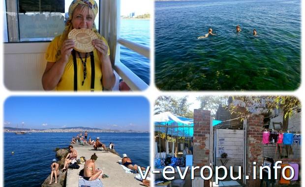 Поездка на 1 день на Принцевы Острова. Турция