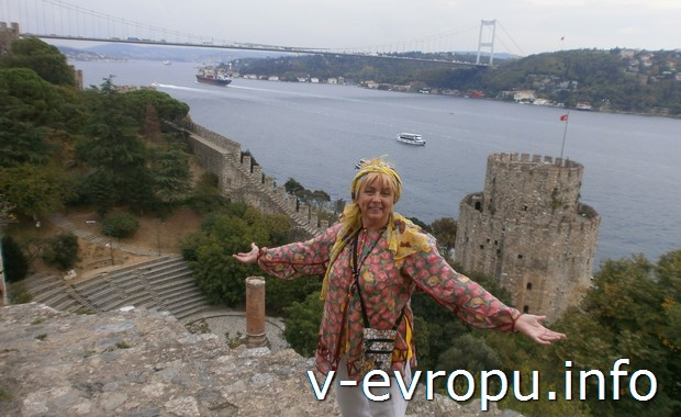 Румели Хисары. Стамбул