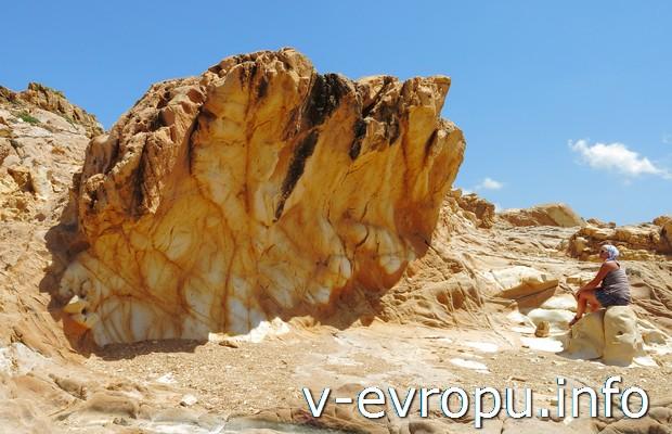 Первая самостоятельная поездка в Испанию.Скалы северной Менорки