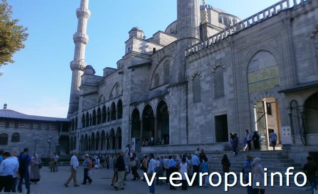 Султанахмед - главная достопримечательность Стамбула