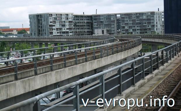 Линии метро Копенгагена