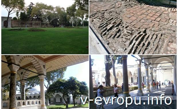 Дворец Топкапы. Стамбул. Основные достопримечательности города