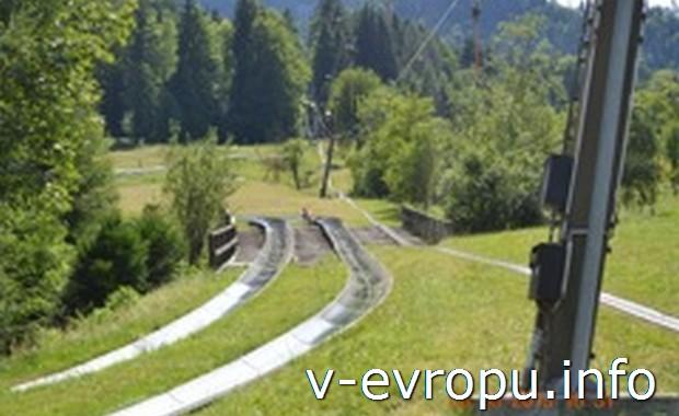 Пешеходные маршруты вокруг Вольфгангзее (Австрия)