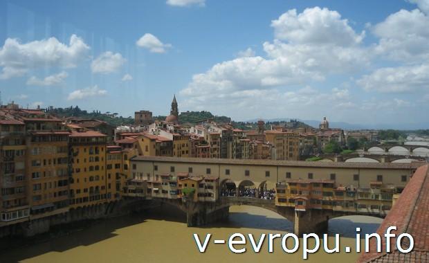 Во Флоренцию на лоукостере ЭйрДоломити без проблем?