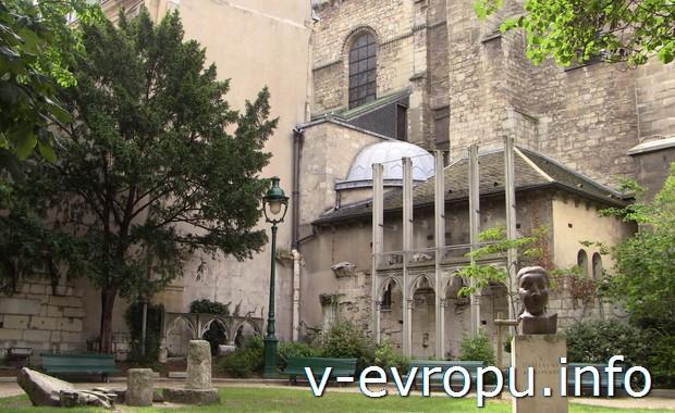 Достопримечательность Парижа средних веков