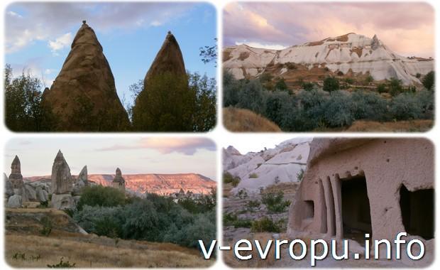 Голубиная Долина. Гёреме. Турция