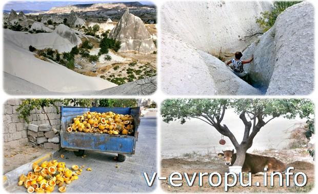 Экскурсии по Каппадокии в Турции