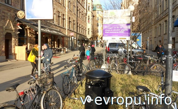 Велосипед - самый популярный вид транспорта