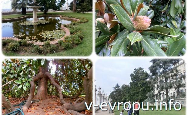 Парк в Гёреме