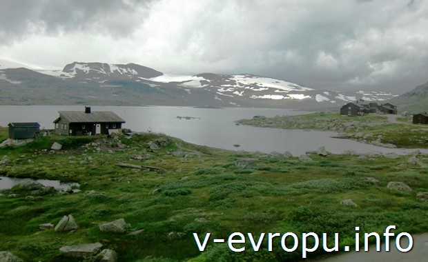 Путешествие по Норвегии: Осло-Мюрдал