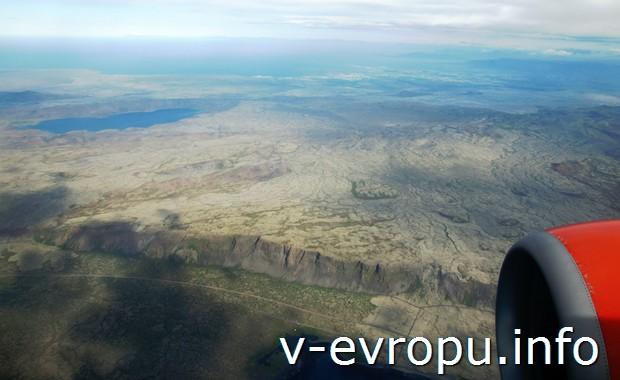 Лунные пейзажи Исландии