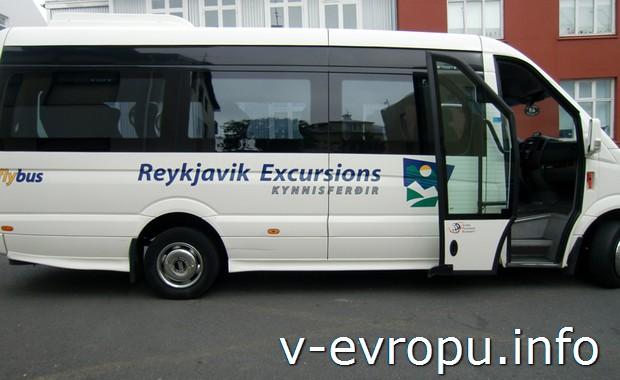 Едем на экскурсию по Рейкьявику
