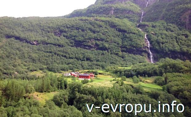 Норвегия: Мюрдал-Флом