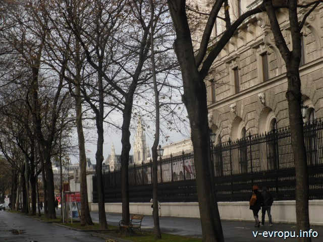 Венские улицы