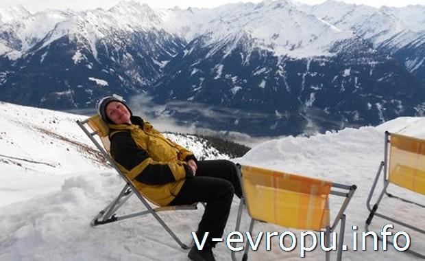 Отпуск на горнолыжном курорте  Нойкирхен-ам-Гросфенедигер