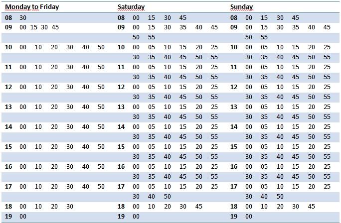 Расписание движения автобуса 858 аэропорт Схипхол - Койкенхоф
