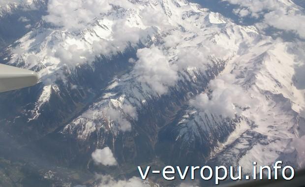Альпийские отроги