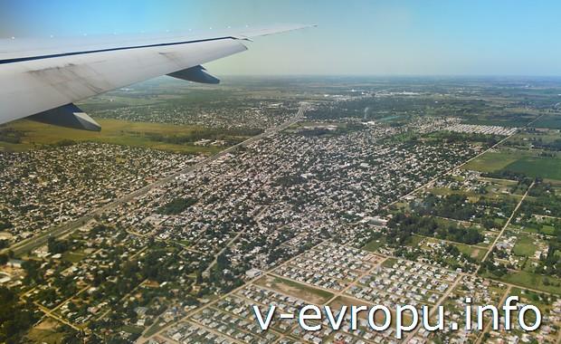 Под нами Буэнос-Айрес и лето!