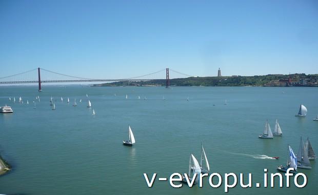 Мост имени 25 апреля (Лиссабон, Португалия)
