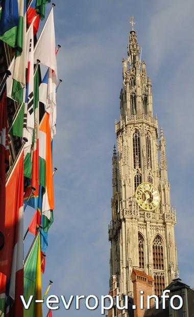 Кафедральный собор в Антверпене