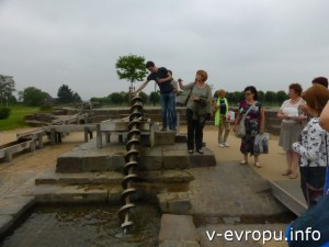 Изучаем, как работал древнеримский водопровод
