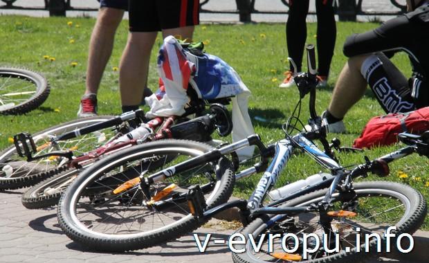 По Словении на велосипеде
