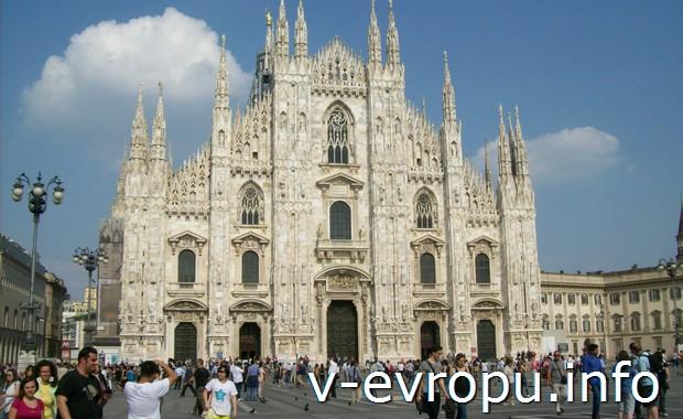 Миланский кафедральный собор (Дуомо)