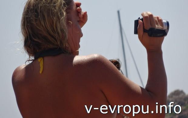 Когда ты уже на пляже Адриатики, без разницы, как была оформлена виза: через турфирму или собственными силами!
