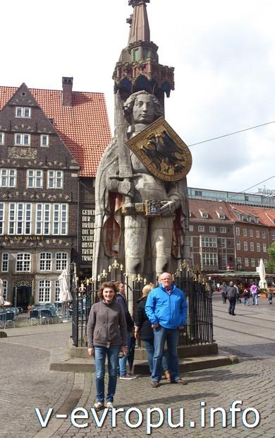 Самостоятельная путешественница Ирина К. на отдыхе в Германии