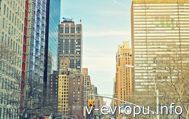 Нью-йоркские окна