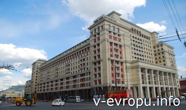 Гостиница на Манежной