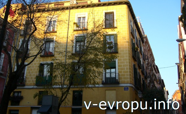 Окраины Мадрида