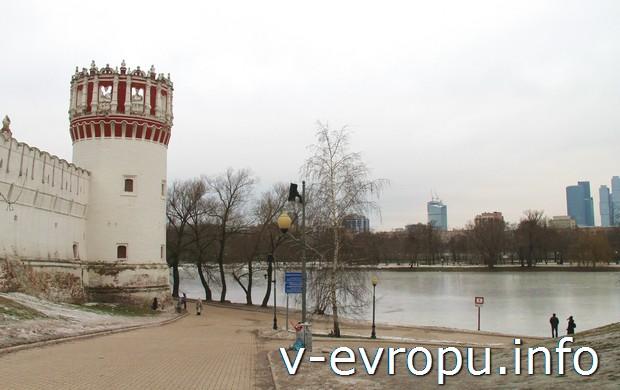 Как доехать до Софьиной башни Новодевичьего Монастыря в Москве?