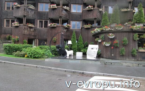 Отель Меркурий в Chamonix-Mont-Blanc